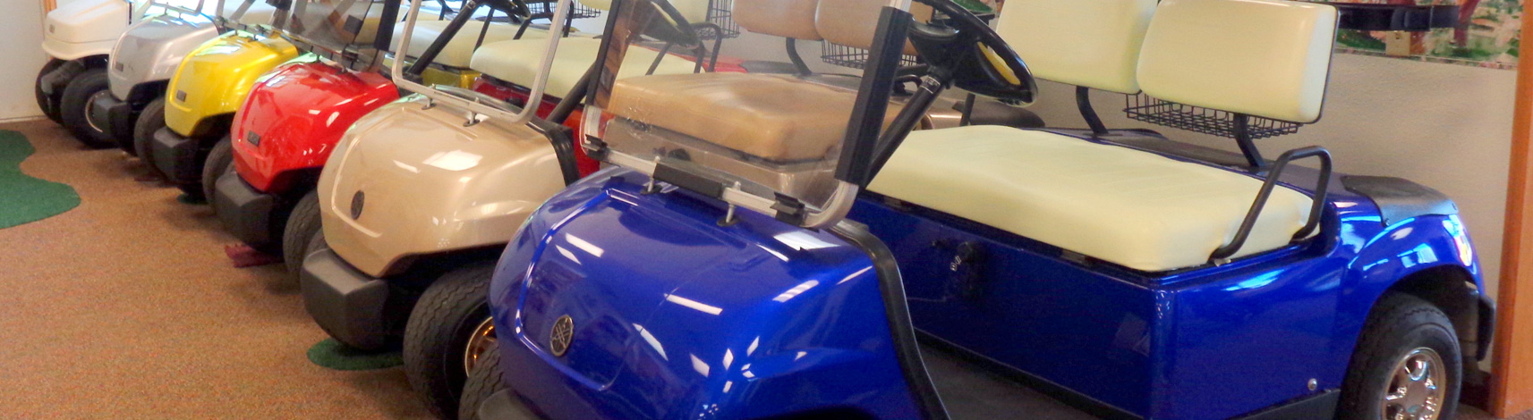 USED GOLF CAR SALES